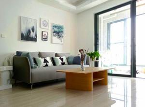 现代风格小户型客厅沙发装修效果图赏析