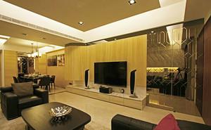 316平米现代风格精装别墅室内装修效果图赏析