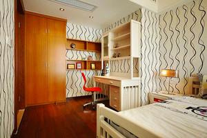 142平米新古典主义风格大户型室内装修效果图赏析