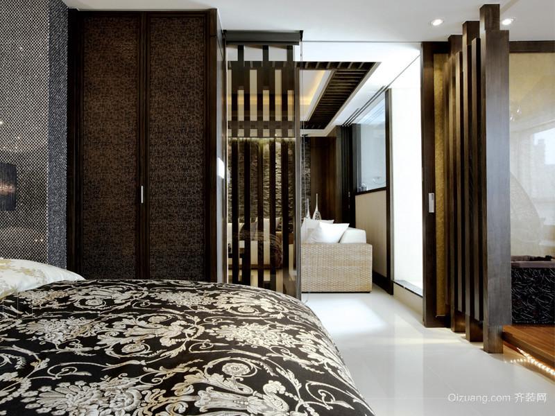 90平米古典风格精装室内装修效果图赏析