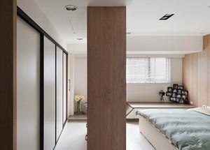 86平米简约风格小复式楼装修效果图赏析