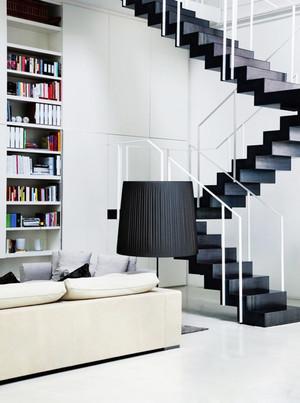 现代风格创意时尚楼梯装修效果图大全