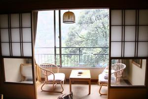 日式风格阳台设计装修效果图