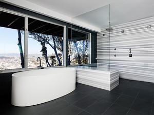 现代风格大户型室内卫生间装修效果图赏析