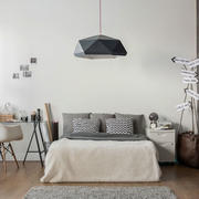 宜家风格简约浅色卧室装修效果图赏析