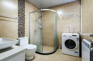 82平米简欧风格精装婚房室内装修效果图案例