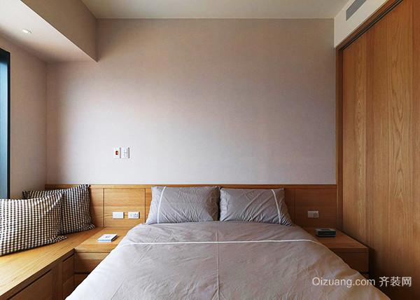 70平米宜家风格原木风一居室装修效果图赏析
