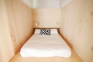 66平米北欧风格简约loft装修效果图赏析