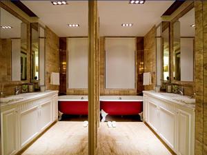 159平米欧式风格精装大户型室内装修效果图赏析