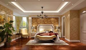 欧式风格精美卧室装修效果图赏析