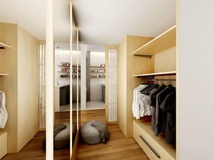 46平米日式风格简约小公寓装修效果图赏析