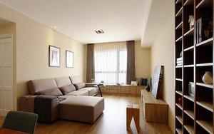70平米宜家风格简装两室一厅室内装修效果图赏析