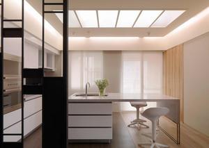 61平米后现代风格简约一居室室内装修效果图
