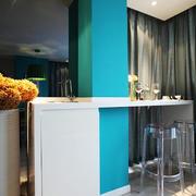 现代风格精致室内吧台设计装修效果图赏析