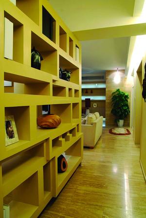 80平米东南亚风格简约室内装修效果图案例