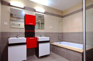126平米混搭风格复式楼室内装修效果图鉴赏