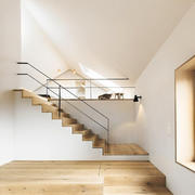 简约风格文艺楼梯装修效果图赏析
