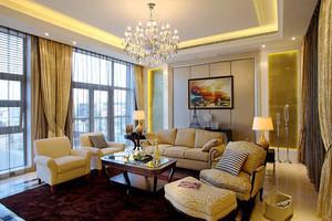 356平米宫廷奢华欧式风格别墅室内装修效果图赏析