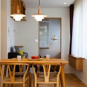 宜家风格简约小户型餐厅装修效果图赏析