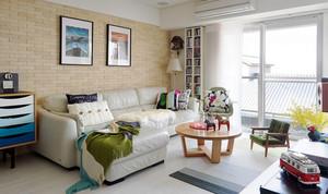 北欧风格小户型室内客厅装修效果图赏析