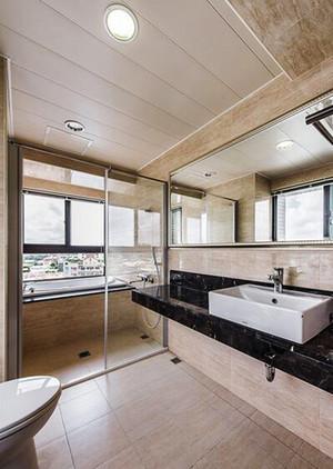 85平米后现代风格两室两厅室内装修效果图案例
