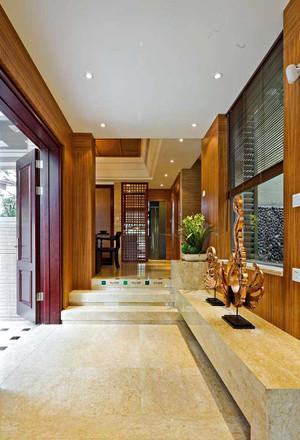 149平米东南亚风格大户型室内装修效果图赏析