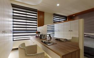 134平米现代风格简约小复式楼装修效果图赏析