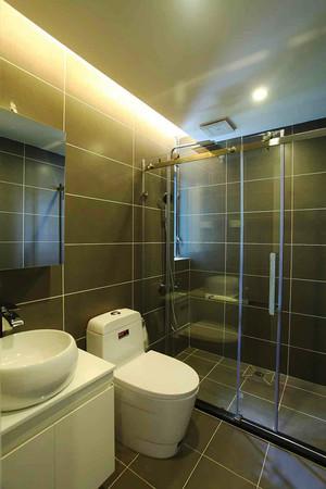 80平米现代简约风格简装室内装修效果图赏析