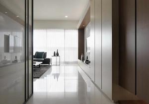 104平米现代风格两室两厅室内装修效果图案例