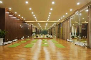 200平米现代风格瑜伽馆装修效果图赏析