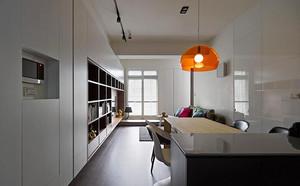 90平米后现代风格简约室内装修效果图案例