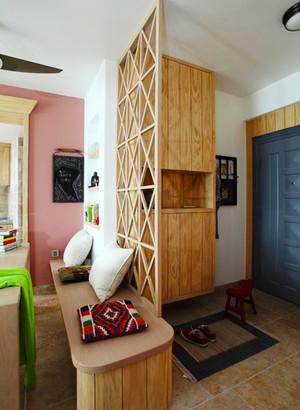 90平米简约东南亚风格室内装修效果图赏析
