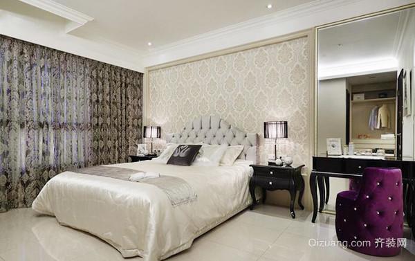 150平米欧式风格精致三室两厅室内装修效果图赏析