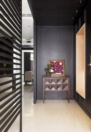 108平米现代风格简约三室两厅室内装修效果图赏析