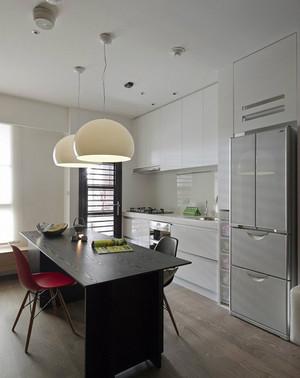 现代风格精致厨房餐厅装修效果图赏析