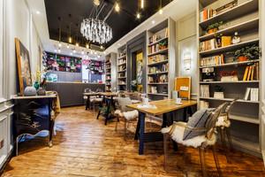 69平米美式混搭风格咖啡厅装修效果图赏析