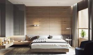 简约风格卧室背景墙装修效果图大全赏析