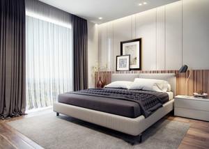 北欧风格简约温馨卧室装修效果图赏析