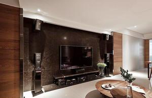 80平米后现代风格室内装修效果图赏析