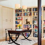 混搭风格精致书房装修效果图赏析