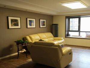89平米简欧风格三室两厅室内装修效果图案例