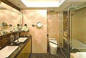 326平米欧式风格精致奢华别墅室内装修效果图实例
