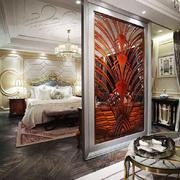 欧式风格大户型室内精致卧室装修效果图赏析