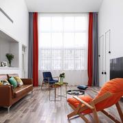 混搭风格精致时尚客厅装修效果图赏析