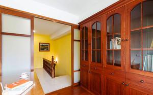 156平米清新美式风格精装复式楼装修效果图赏析