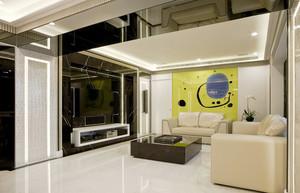 240平米现代风格轻奢主义别墅装修效果图赏析