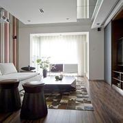 现代风格小户型简约客厅装修效果图赏析