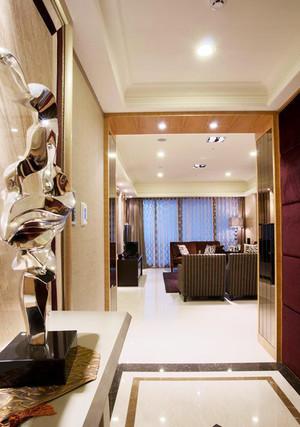 148平米新古典主义风格大户型室内装修效果图案例