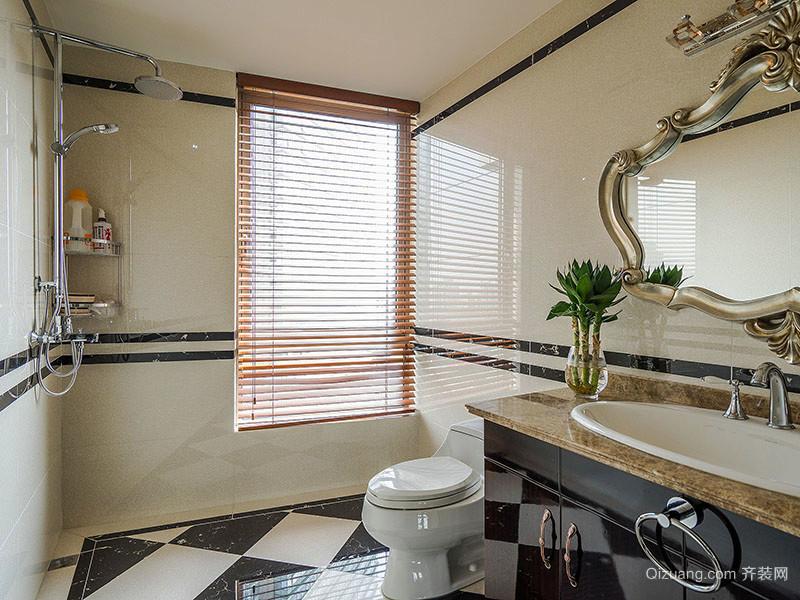 古典欧式风格精致大户型室内装修效果图欣赏