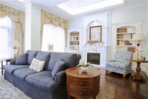 400平米奢华大气欧式风格精致别墅室内装修效果图